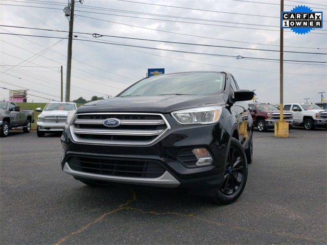 Pre-Owned 2017 Ford Escape SE 4WD 4D Sport Utility