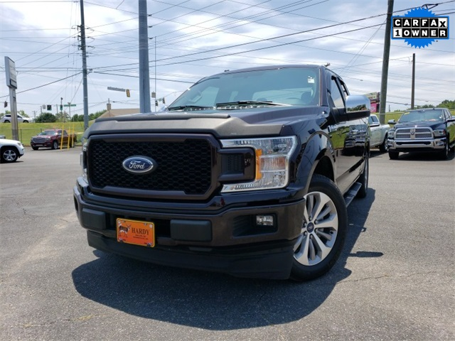 Pre-Owned 2018 Ford F-150 STX RWD Super Cab