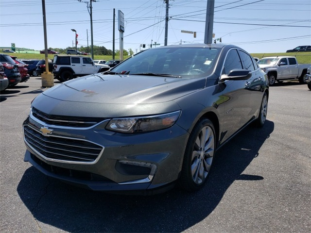 Pre-Owned 2016 Chevrolet Malibu Premier FWD 4D Sedan
