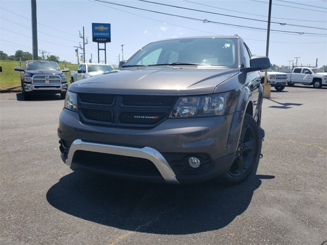 Pre-Owned 2018 Dodge Journey Crossroad FWD 4D Sport Utility