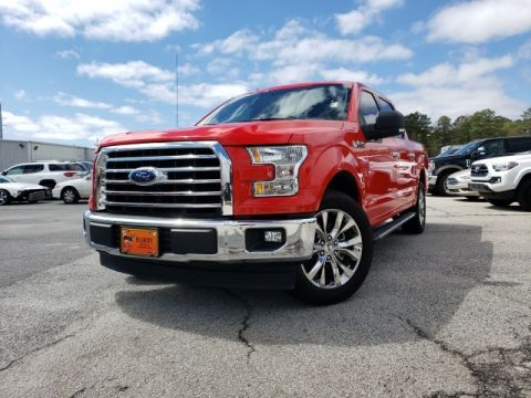 Pre-Owned 2017 Ford F-150 XLT RWD 4D SuperCrew