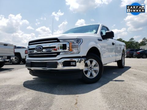 Pre-Owned 2019 Ford F-150 XL RWD 2D Standard Cab