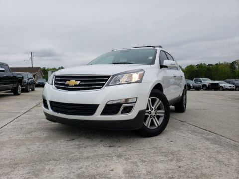 Pre-Owned 2016 Chevrolet Traverse 2LT FWD 4D Sport Utility