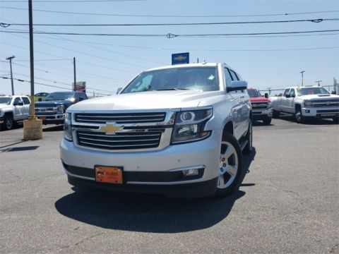 Pre-Owned 2018 Chevrolet Tahoe Premier 4WD 4D Sport Utility